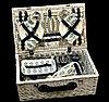 Корзина для пикника ZHIQUAN ZQ1-3800 на 4 персоны R83245