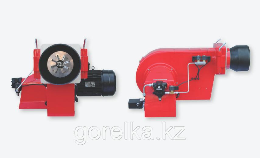 Горелка дизельная Uret U 10 VZTU (4151 кВт)