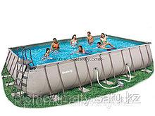 Каркасный бассейн BestWay 56278 (671х366х132 см) с песочным насосом