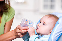 Вода для кормления детей.