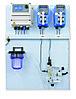 Станция дозирования на основе контроллера LDPHCLO, пропорциональный контроль PH и  хлора.