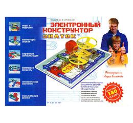 """Знаток Электронный конструктор """"180 схем"""""""