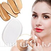 Спонж для макияжа силиконовый (прозрачный)