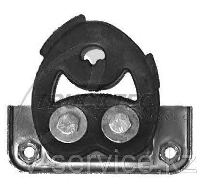 Держатель глушителя W210(210 490 04 40)(FEBI 18267)(MB)(Резинка)