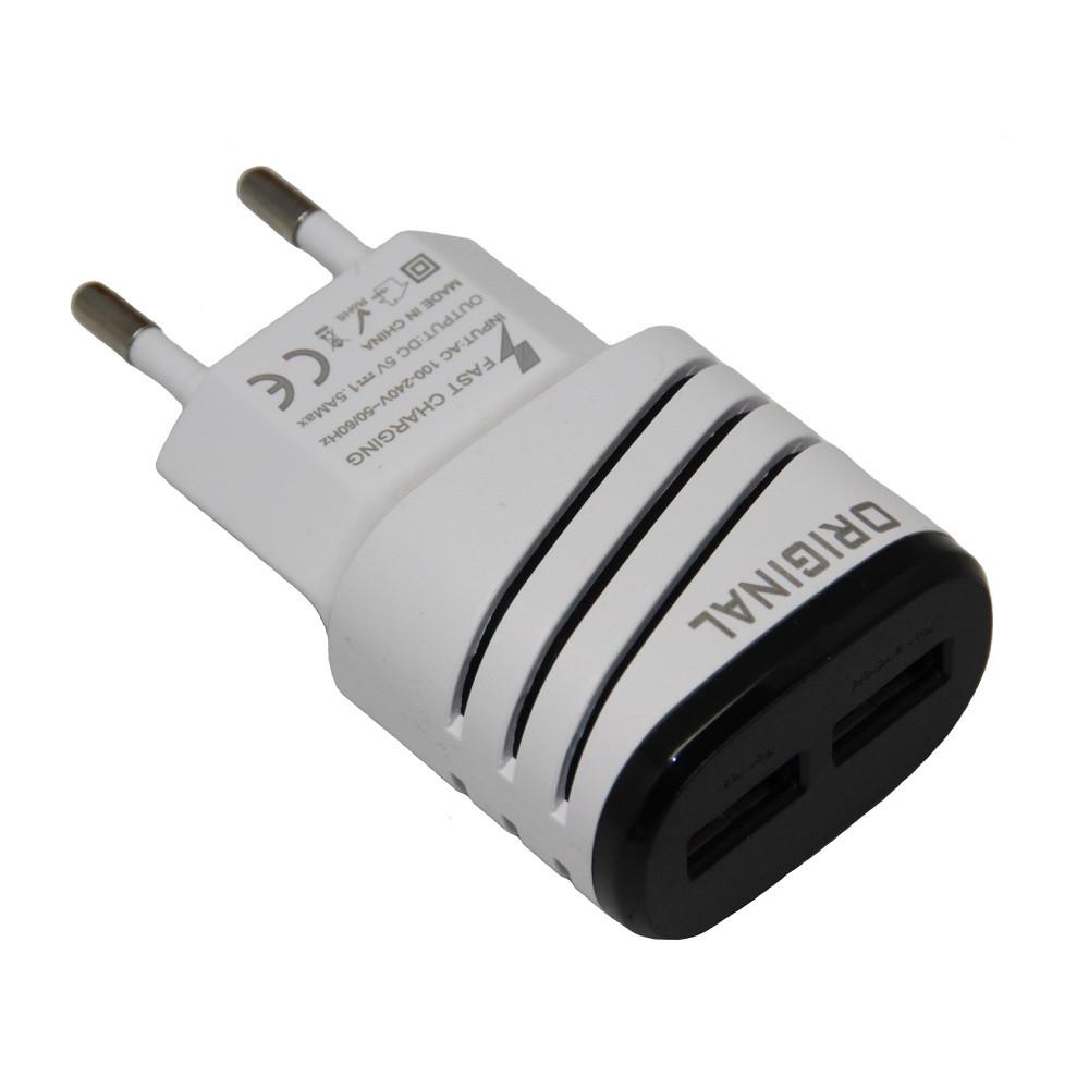 Зарядное устройство Original 2 USB