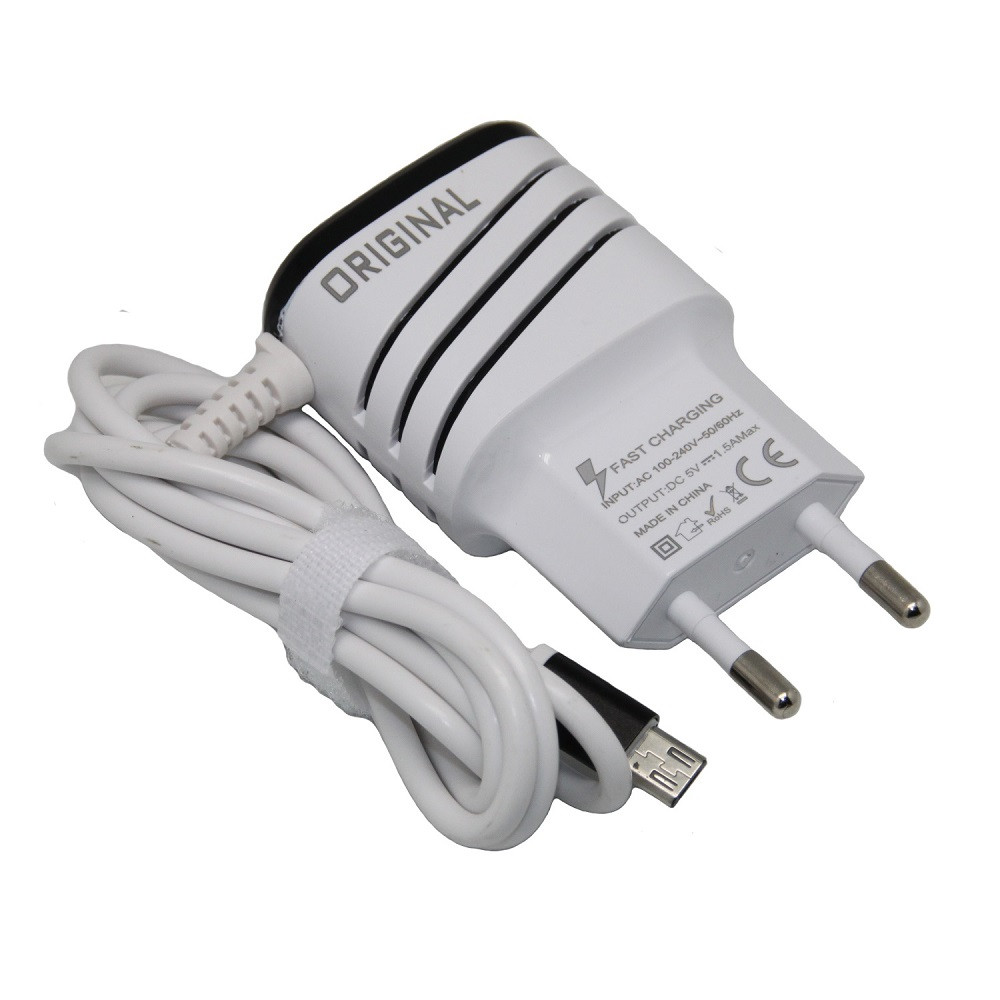 Зарядное устройство Original 2 USB Micro