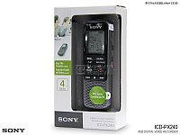 Диктофон Sony ICD-PX240 4GB