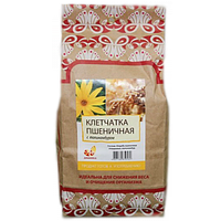 Клетчатка пшеничная с топинамбуром, для снижения веса и очищения организма, 300гр
