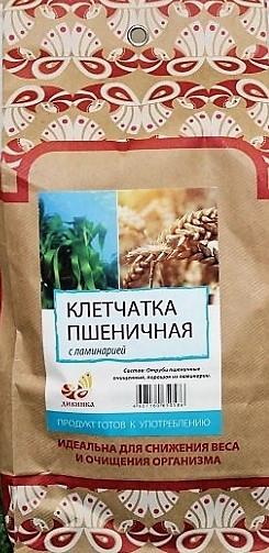 Клетчатка пшеничная с ламинарией, 300гр