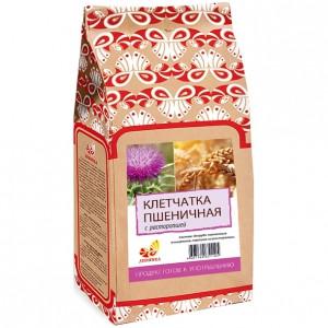 Клетчатка пшеничная с расторопшей, 300гр [Дивинка]
