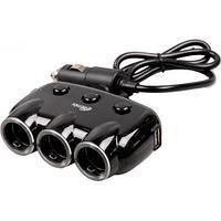 Автомобильное зарядное устройство Ritmix RM-3123DC Black