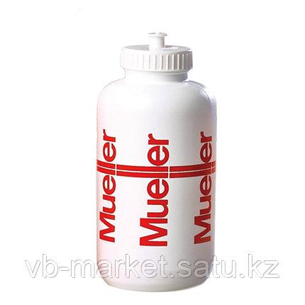 Бутылка для воды MUELLER 020551 MSM QT BOTTLE WHITE PUSH PULL , фото 2