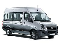 Защита картера Volkswagen Crafter 2011-