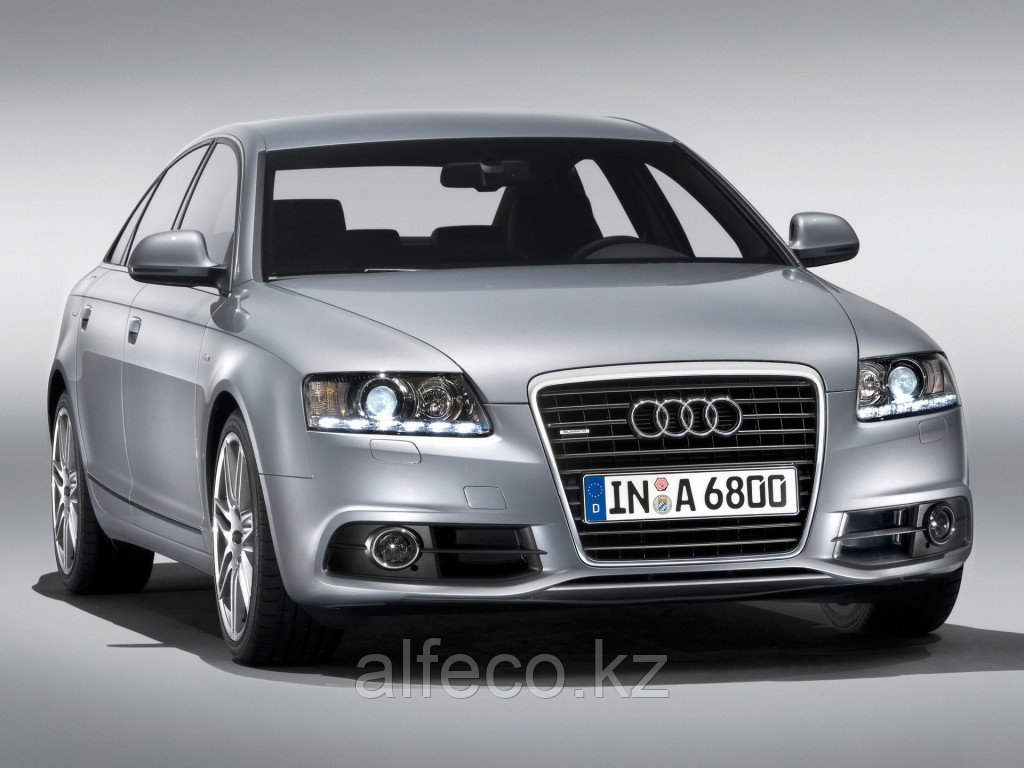 Audi A6 С6 2004-2011 картера и КПП