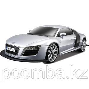 Радиоуправляемая машина Maisto Audi R8 V10 Silver