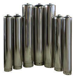 Нержавеющий корпус фильтра Aquapro SS304-2460 D61xH152, фото 2