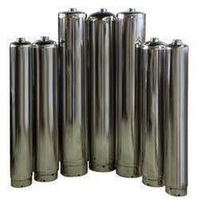 Нержавеющий корпус фильтра Aquapro SS304-1465 D36xH165