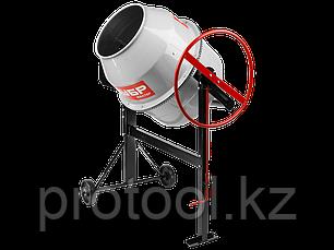 """Бетономешалка (бетоносмеситель), чугунный венец, ЗУБР """"МАСТЕР"""" БС-180-850, 180 л, 850Вт, фото 2"""
