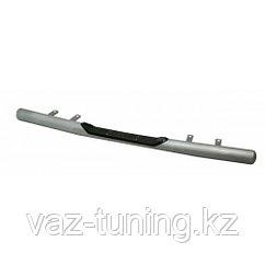 Защита заднего бампера «Труба с проступью» Лада Нива 2123 (дорестайлинг)