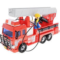 Daesung, Игрушка пожарная машина