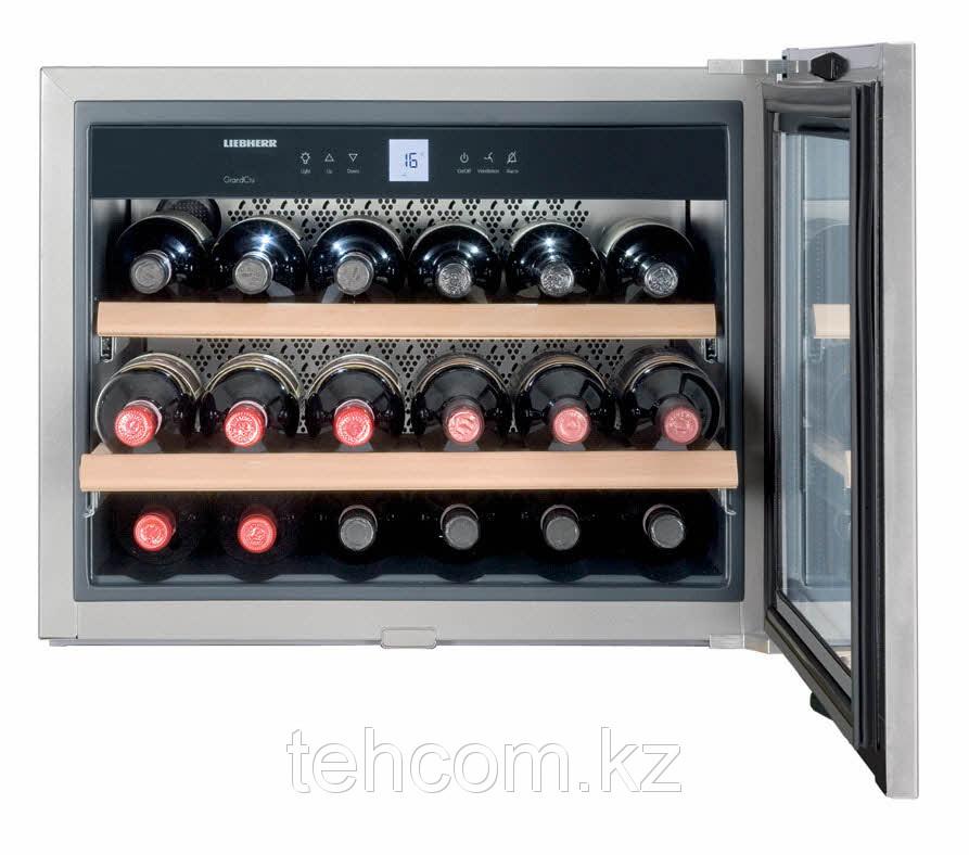 Встраиваемый винный шкаф Liebherr WKEes 553-20 001