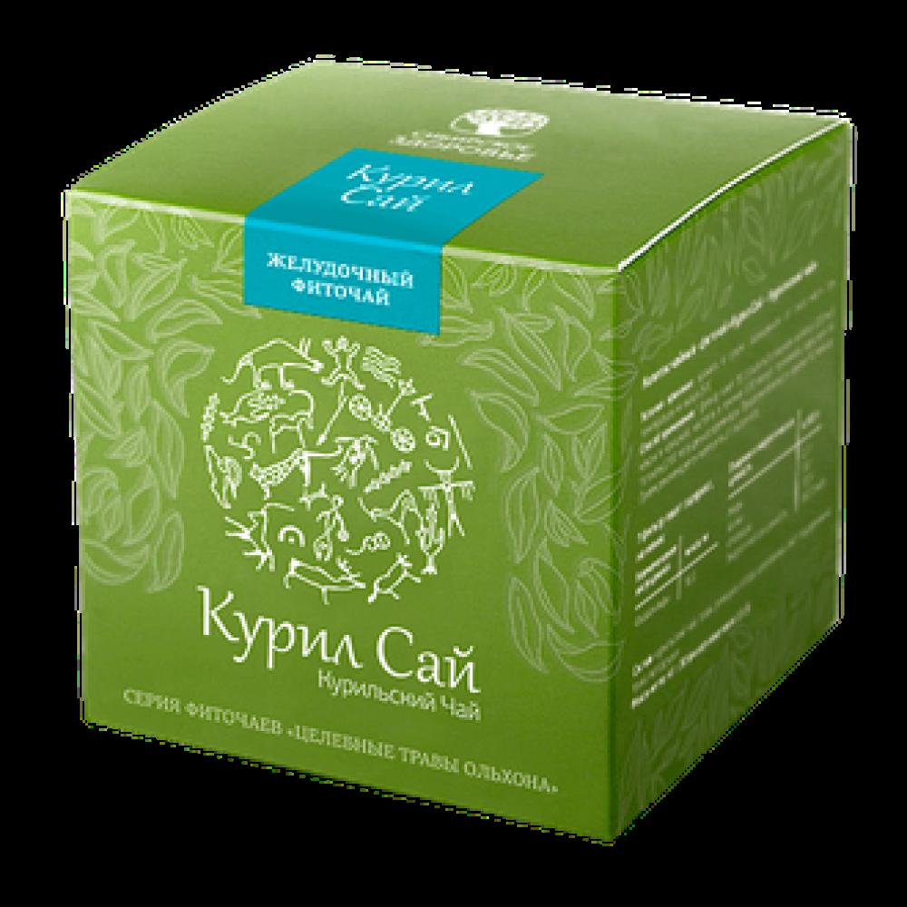 Желудочный фиточай Курил Сай - Курильский чай