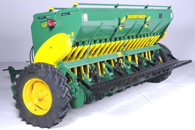 Сеялки зерновые BOZKURT  42 ряда 142 мм