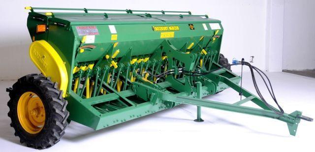 Сеялки зерновые BOZKURT 30 рядов 142 мм