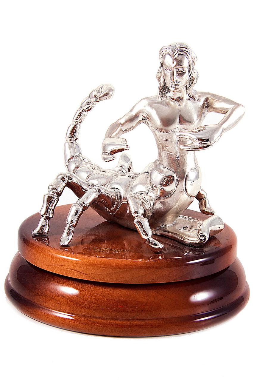 Знак зодиака Скорпион - шкатулка. Ручная работа. Италия