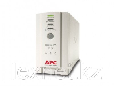 Источник бесперебойного питания/UPS APC/BK650EI/Back//650 VА/400 W, фото 2