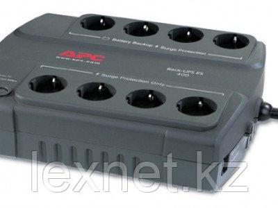 Источник бесперебойного питания/UPS APC/BE400-RS/Back/400 VА/240 W