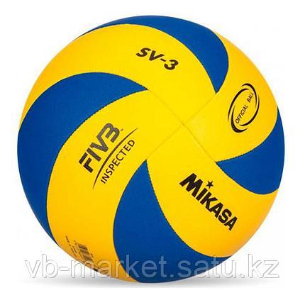 Облегченный волейбольный мяч MIKASA SV-3 SCHOOL FIVB, фото 2