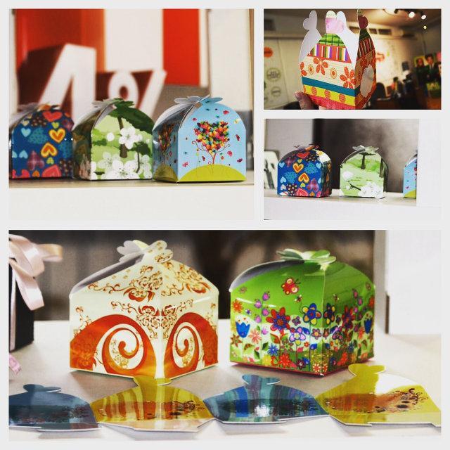 Коробочки на заказ в Алматы