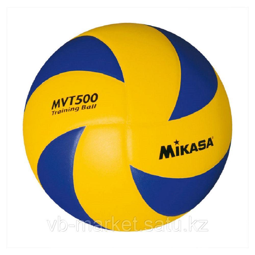 Утяжеленный волейбольный мяч MIKASA MVT500