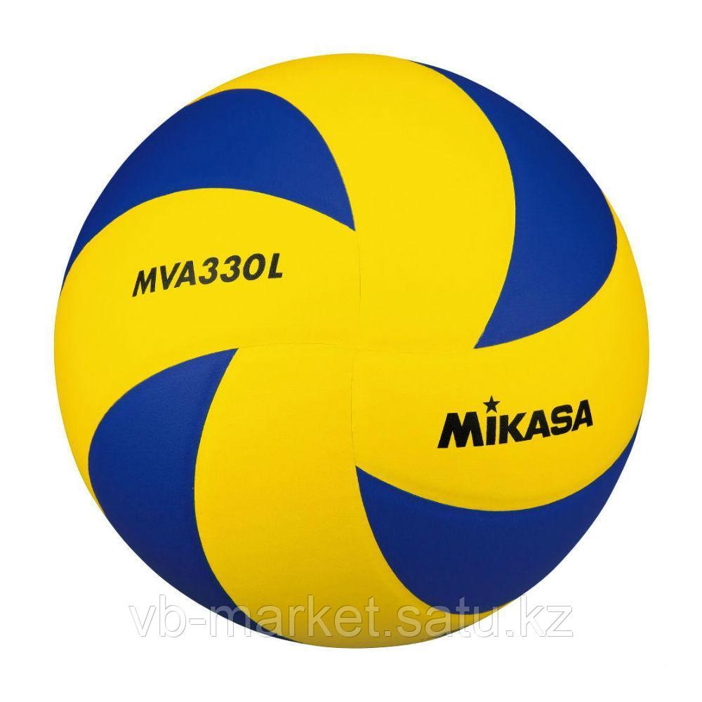 Облегченный волейбольный мяч MIKASA MVA330L