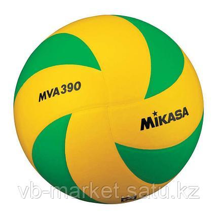Волейбольный мяч MIKASA MVA390 CEV, фото 2
