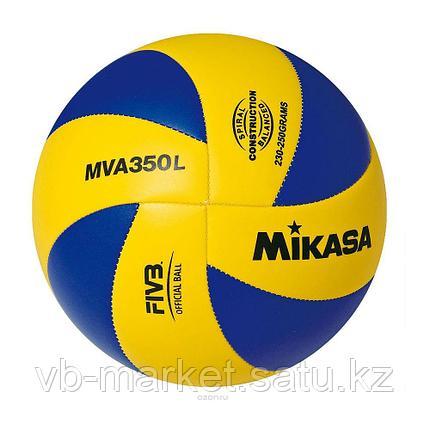 Облегченный волейбольный мяч MIKASA MVA350L, фото 2