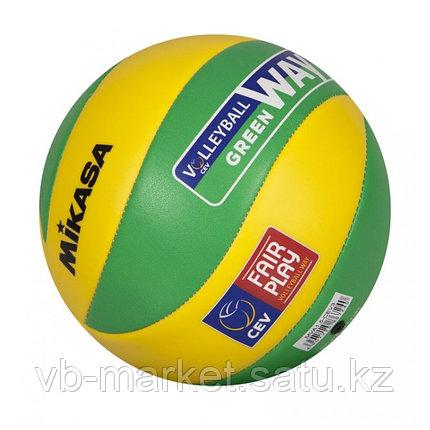 Сувенирный волейбольный мяч MIKASA MVA1,5 CEV3, фото 2