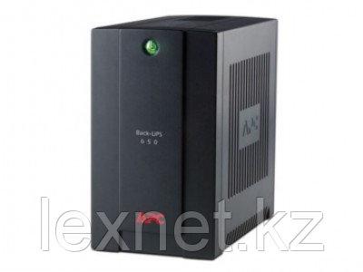 Источник бесперебойного питания/UPS APC/BX650CI-RS/Back/650 VА/390 W