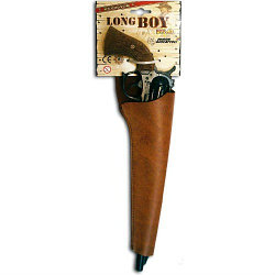 EG 0156 76 ПИСТОЛЕТ LONG BOY WESTERN 39CM, HEADERKARTE, 8 ЗАРЯДОВ