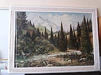 Изготовление рамки для картин по индивидуальному заказу, фото 1