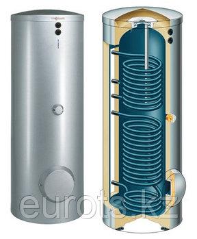 Стальной вертикальный водонагреватель VITOCELL 100-V