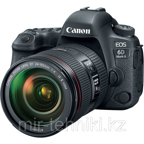 Фотоаппарат Canon EOS 6D Mark II kit 24-105mm f/4L IS II USM