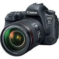 Фотоаппарат Canon EOS 6D Mark II kit EF 24-105mm f/4L IS II USM