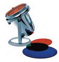 Прожектор для фонтана ламповый ULF-6 (бронза) (Греция)
