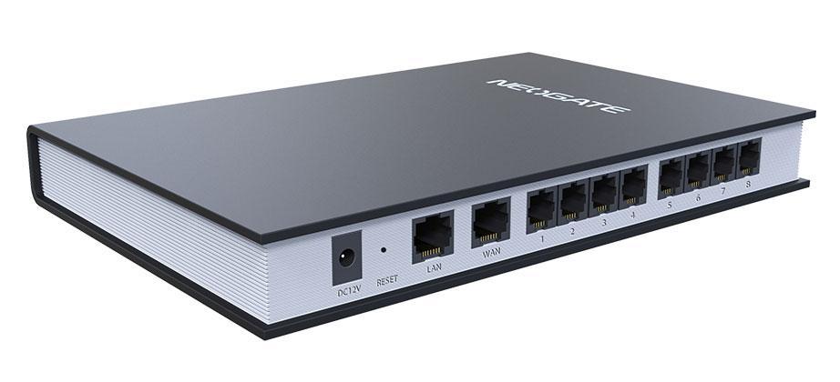 Yeastar TA800 VoIP-шлюз NeoGate TA800, 8*FXS