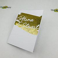 Изготовление свадебных открыток и пригласительных в Алматы