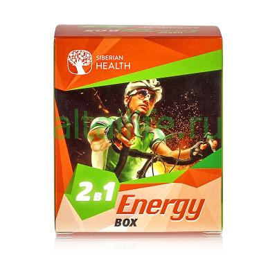 """""""Energy Box"""" витаминный комплекс с пантогематогеном"""