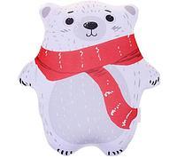 Мягкая игрушка-антистресс «Мишка-топтыжка», цвет белый, фото 1