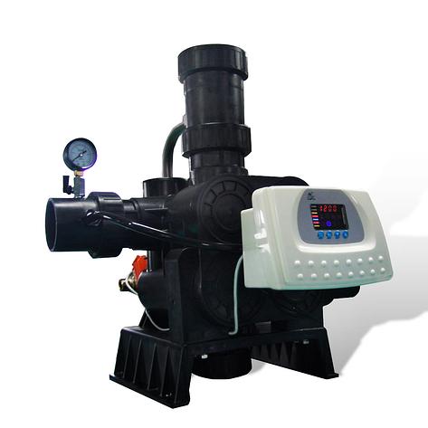 Блок управления Runxin, ТМ.F112A3 - умягчение с в/сч, до 40 м3/ч, фото 2